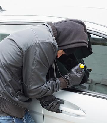 Theft Crimes Bail Bonds