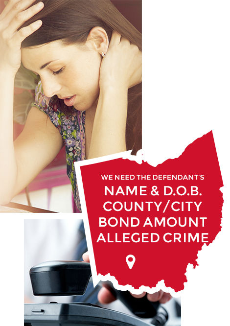 Ohio Bail Bonds and Bail bondsman